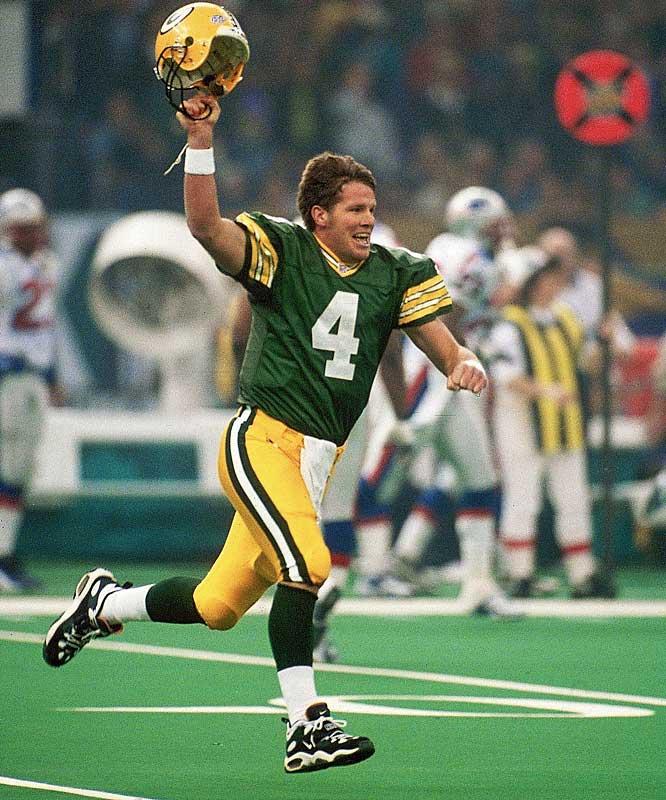 Brett F@vre Touchdowns 1997 Part 2: The Almost Super ...