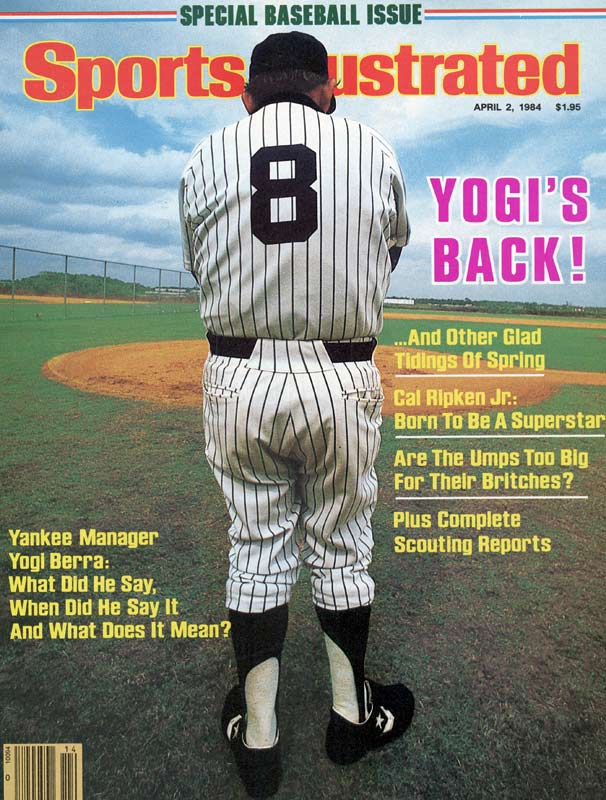 The Yankees get off slowly and it proves deadly when Detroit runs away with a 35-5 start, but finish 51-29 to save Berra's job despite a third-place showing (87-75).