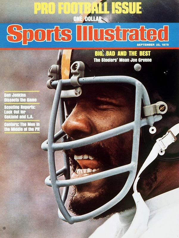 The league's Defensive Player of the Year served as the emotional leader for a Steel Curtain defense which limited Minnesota's vaunted offense to a scoreless outing in Super Bowl IX. Greene, a 10-time Pro Bowl selection, brought down one of Pittsburgh's three interceptions on the day.