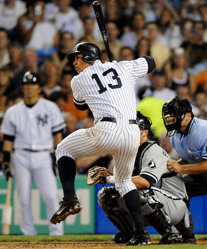 Will A-Rod finish as the greatest player in history? With 522 home runs, Rodriguez has a realistic chance to pass Barry Bonds as the game's greatest slugger. He's won three MVPs (and finished second twice), is an 11-time All-Star, and he's performed at star levels at both shortstop and third base.Runner-up: Dave ConcepcionWorthy of consideration: Ralph Branca, Carl Crawford, Omar Vizquel and Billy Wagner