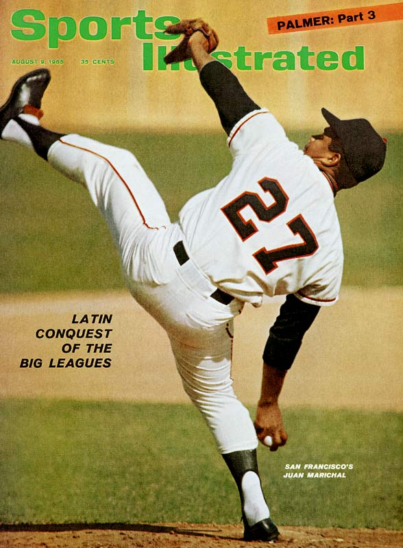 One of baseball's dominant pitchers in the '60s, the ''Dominican Dandy'' won 20 games six times and finished his 16-year career (mostly with the Giants) with a 243-142 record.Runner-up: Vladimir GuerreroWorthy of consideration: Carlton Fisk (Red Sox) and Catfish Hunter (A's)