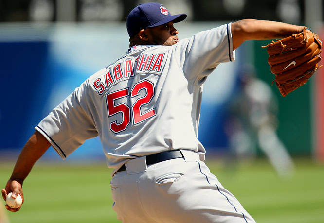 A three-time All-Star with the Indians, Sabathia enjoyed a coming-out party during the 2007 season with a 19-7 record, 209 strikeouts and a 3.21 ERA. The 27-year-old won his first Cy Young award while becoming the youngest player to win 100 games since Greg Maddux in 1993.Runner-up: Mike BoddickerWorthy of consideration: B.J. Ryan