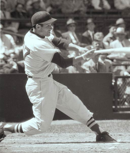 Mets outfielder Jimmie Piersall runs around the bases backward to celebrate his 100th career home run.