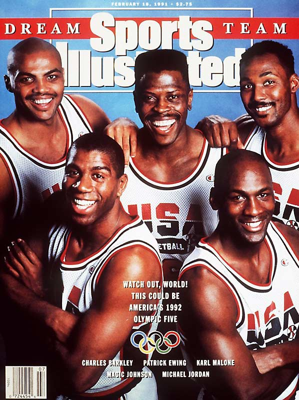 FIBA's landmark 1989 decision to allow professional hoopsters to compete in the Olympics led to USA Basketball's creation of the Dream Team, considered among the most illustrious collections of talent in the history of world sport. Charles Barkley averaged a team-high 18.0 points as the Americans steamrolled through the tournament in Barcelona with an average margin of victory of 43.8 points.