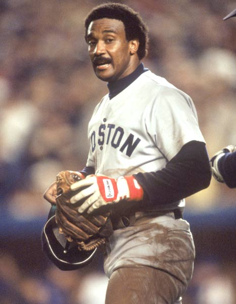The Red Sox suspend Jim Rice for three days for shoving manager Joe Morgan. The Boston outfielder became upset when the skipper pinch hit for him using the light-hitting shortstop Spike Owen.