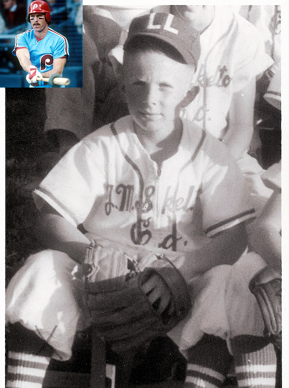 Before winning three National League MVP awards and 10 Gold Gloves, Schmidt played in the North Riverdale Little League in Dayton, Ohio.