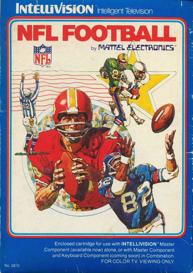 Novel features for this title included an actual scrolling field, cheering fans and the largest playbook in a football game to date.