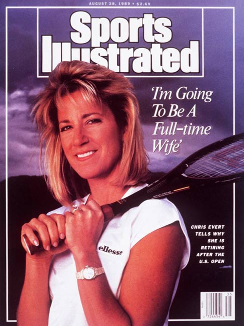 Chris Evert defeats 15-year-old Monica Seles for her 101st and last U.S. Open singles victory.