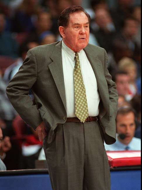 New Jersey Coach Bill Fitch earnes his 800th career victory as the Nets beat Washington 110-86 at the Meadowlands. Fitch joins Red Auerbach, Jack Ramsay and Dick Motta as the only coaches to reach that milestone.