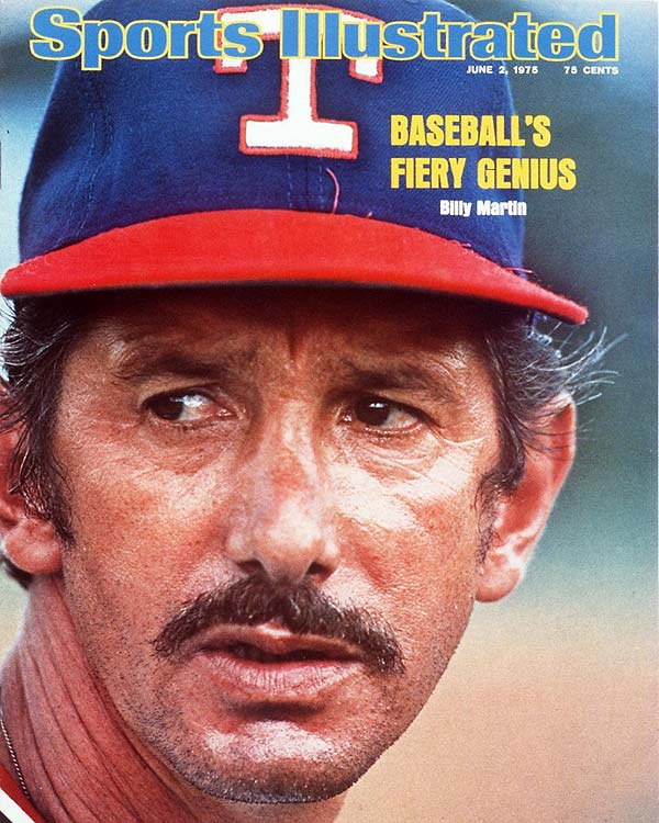 In Steinbrennerland, the best choice to bring in to manage the Yankees might have not been the most conventional:  Billy Martin was fired and then deemed qualified again -- five times.