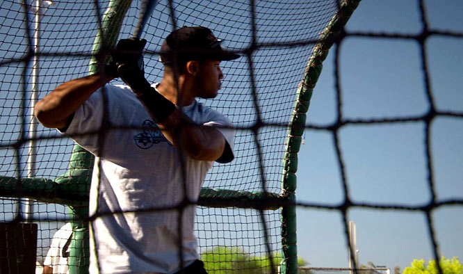 Young and five other members of the Diamondbacks' organization were profiled as they fought their way through the minor leagues on the way to the majors.
