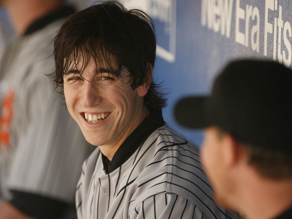 June is by far Lincecum's worst month, performance-wise. He has career-4.52 ERA during that month. His best month? April (1.73).