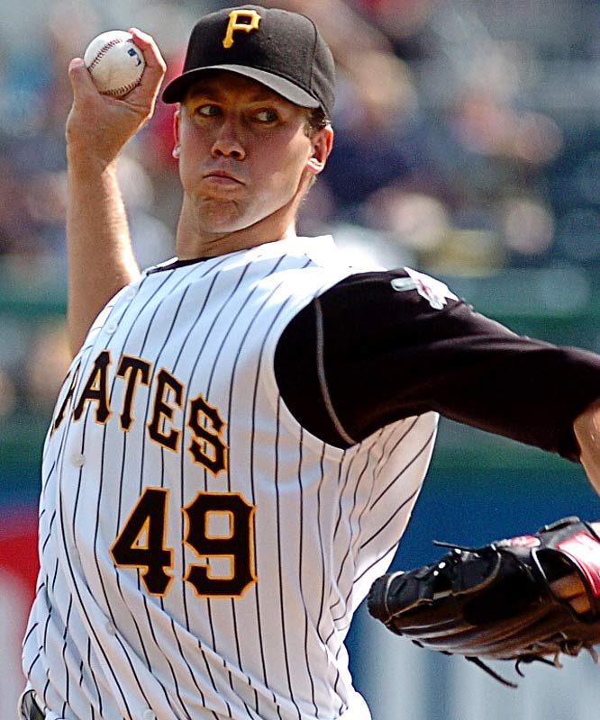 Pitcher, Ball State UniversityIn 2002 at Ball State, Bullington went 11-3 with a 2.86 ERA and 139-to-18 strikeout-to-walk differential. The Pirates took him first because they figured they had a much better chance to sign him than a number of more hyped prospects, including B.J. Upton, Prince Fielder, Scott Kazmir, Cole Hamels and Nick Swisher. Thus far, he's been a complete bust. He's logged 39 innings pitched with the Pirates, Indians and Blue Jays, holding a career record of 0-5 with a 5.08 ERA.