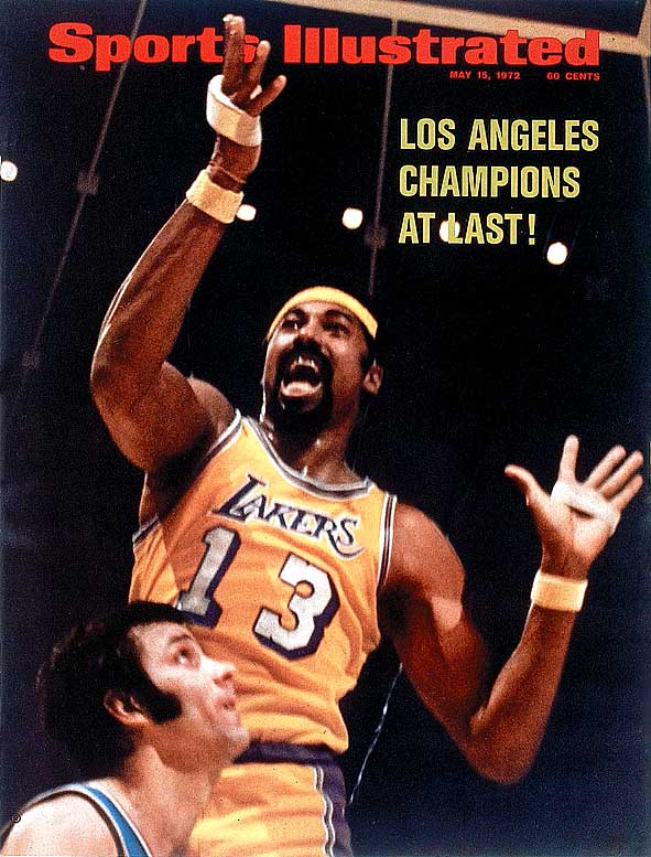 After a record-breaking regular season under first-year coach Bill Sharman -- the Lakers won 33 consecutive games and finished 69-13, the best mark until the 1995-96 Bulls went 72-10 -- L.A. finally broke through for its first title since moving west in 1960.