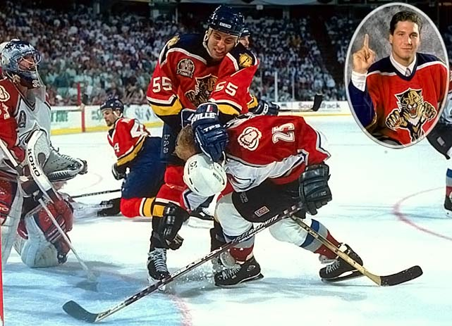 The five-time All-Star has had a solid 13-year career as a rugged blueliner with offensive firepower for Florida, Vancouver and Phoenix.No. 2: Oleg Tverdovsky, D, DucksNotables: Ryan Smyth, LW, Oilers (5) Patrik Elias, C, Devils (51) Chris Drury, C, Nordiques (72)