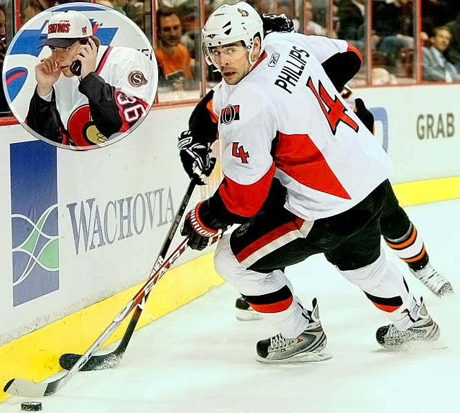 Has been a reliable if unspectacular defensive blueliner for 11 seasons in Ottawa. No. 2: Andrei Zyuzin, D, SharksNotables:J-S Giguere, G, Whalers (15) Zdeno Chara, D, Islanders (56)