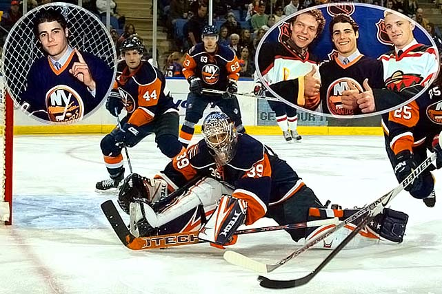 The first goaltender ever drafted No. 1 overall, DiPietro has shown flashes of brilliance while battling chronic hip and knee injuries that have called his 15-year contract with the Islanders into question.No. 2: Dany Heatley, RW, ThrashersNotables: Marian Gaborik, RW, Wild (3) Brooks Orpik, D, Penguins (18)