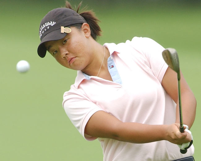 Michelle Wie wins her first USGA title at the age of 13, becoming the youngest person to win any adult USGA event.