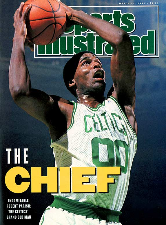 Cedric Maxwell coined this nickname after the stoic character of The Chief from 'One Flew Over the Cuckoo's Nest.' Despite his demeanor, Parish led the Celtics to three NBA titles and remains one of the franchise's top all-time players.