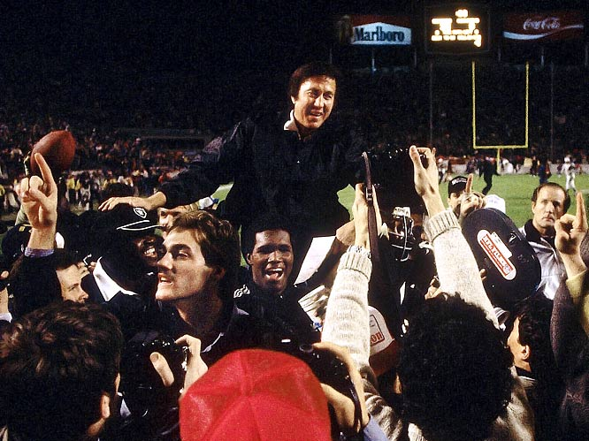 NFL writers should be ashamed for not yet inducting Flores into the Hall of Fame. He is one of only two people (Mike Ditka) to win Super Bowls as a player, assistant coach and head coach. He was the first Hispanic quarterback in the NFL and the first Hispanic coach to lead a team to a Super Bowl title (twice).