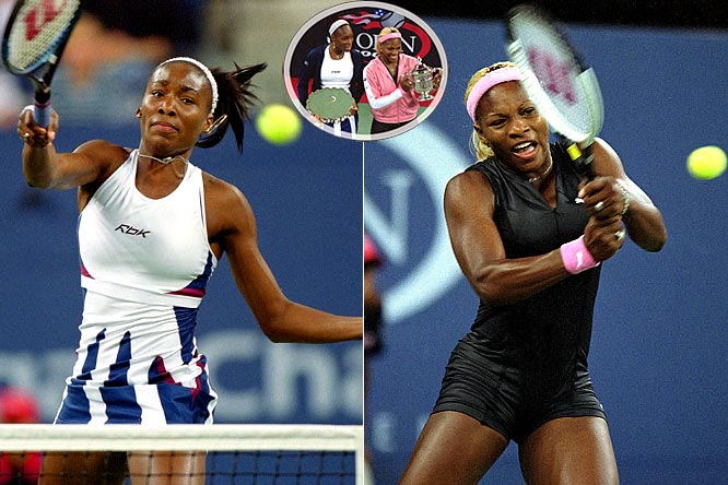 The third consecutive Grand Slam final between the sisters produced the same result: a straight-sets victory for Serena, who became the fifth woman to win a year's last three majors. Serena went 3-for-3 in major appearances in 2002, missing the Australian Open with an ankle injury.