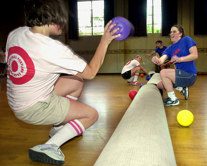 The sight of those rubber balls rolling out onto the gym floor either made you cringe or salivate at the prospect of flinging one at your classmates.