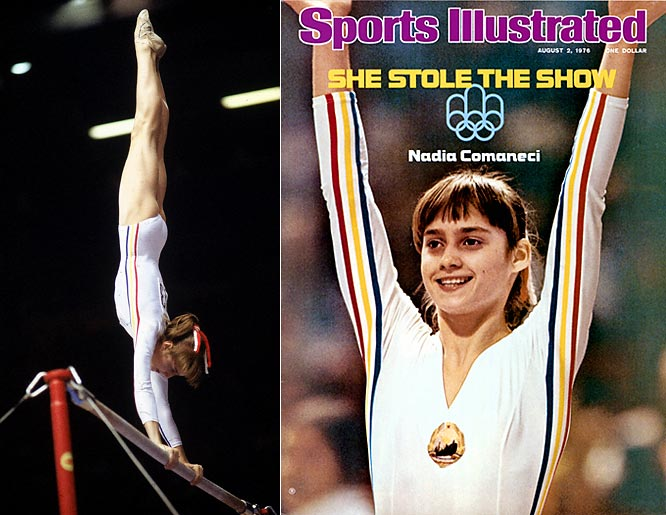 At the 1976 Olympics in Montreal, Nadia Comaneci created a stir by performing the sport's first perfect 10, the first time in modern Olympic gymnastics history that the score had ever been awarded. The scoring system has since been changed.