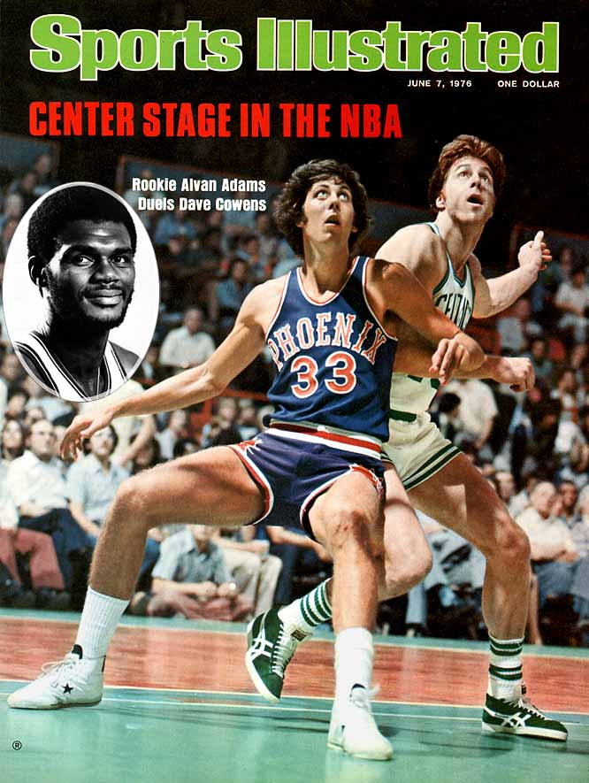 It wasn't just the three overtimes or marvelous individual play from stars and role-players on both sides. It was the huge dips and dives of emotions clear on every face in the building. The players were exhausted, the storied parquet floor was drenched with sweat and fans stormed the floor on a John Havlicek jumper, only to have time placed back on the clock and the Suns tie it again. Ultimately, the hero was little-used Celtic Glenn McDonald (inset), who scored six-points in the third overtime for a 128-126 win.