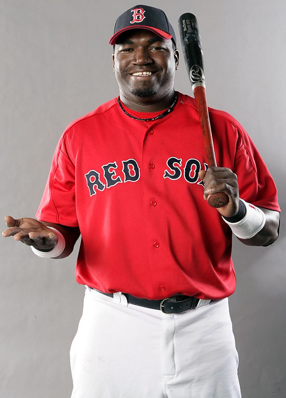 David Ortiz breaks the Red Sox's franchise record of 50 home runs in a single-season established by Jimmie Foxx in 1938. 'Big Papi', who will hit another dinger in the seventh inning, surpasses the Hall of Famer in the bottom of the first inning going deep over Fenway's right field bullpen off Twins' ace southpaw, Johan Santana.