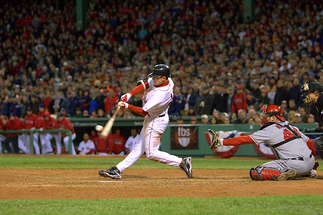With two outs in the bottom of the ninth and the game knotted at 2-2, Red Sox rookie shortstop Jed Lowrie smacked a single through the right side of the infield to score Jason Bay and send Boston to the ALCS. It was Boston's 12th win over the Angels in the last 13 games.