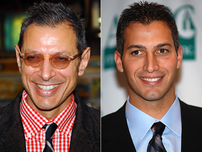 "Goldblum's New York connection?=: The TV series ""Law & Order: Criminal Intent."" Pettitte's Big Apple connection: four World Series rings and an ALCS MVP trophy."