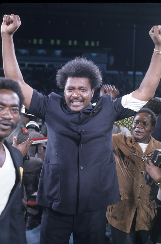 The fight was a victory for promoter Don King, who had signed each fighter to a $5 million contract.