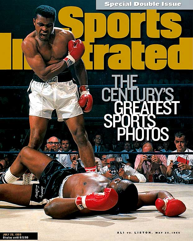 """He's been called """"The Greatest"""" and, you know what? He was. Speed, grace, a transcendent ring intelligence and miraculous resilience made Ali a legend in the ring."""