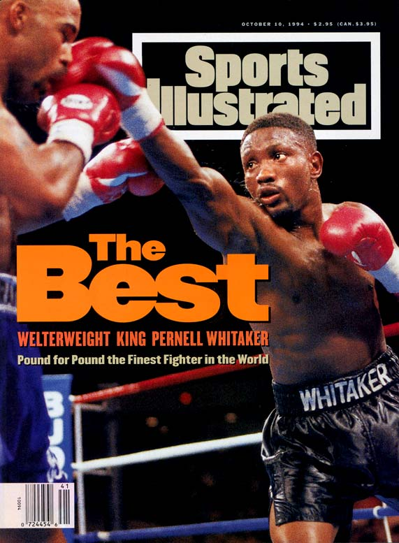 """Acclaimed during his career as boxing's best, pound-for-pound, """"Sweet Pea"""" was almost untouchable in his prime -- an ultra-slick defensive master who pitched virtual shutouts against even his most accomplished opponents."""