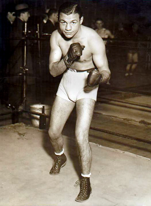 Another three-division champ, Canzoneri twice held the lightweight title during the 1930s.