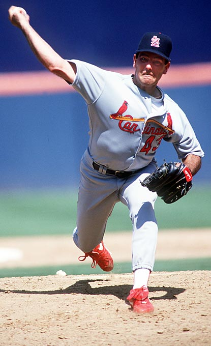 Arocha was a trailblazer as the first player to defect from the Cuban team in three decades. Arocha left his teammates at the Miami airport in 1991. Arocha was signed by the Cardinals. He played parts of four seasons for St. Louis and San Francisco, but his best one was his first in 1993, as Arocha went 11-8 with a 3.78 ERA.