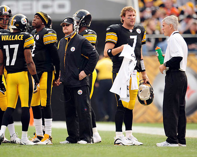 Roethlisberger is the only quarterback in NFL history to have two perfect passing games in the same season, putting up the number against Baltimore and St. Louis in 2007.