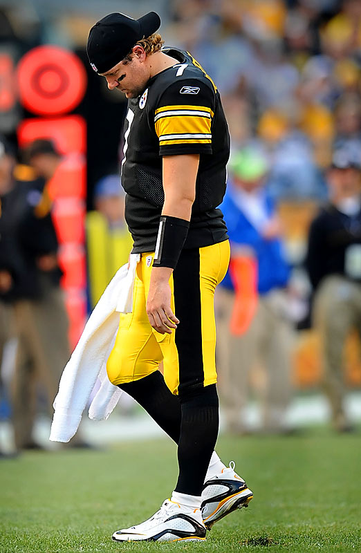 As much of a downer it was losing twice to the Bengals this season, Roethlisberger has his mind set on getting the Steelers back into the playoffs.