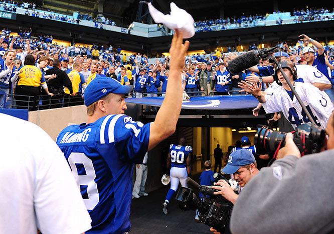 Indy fans aren't the only ones who appreciate Manning's uncanny talent -- he's respected league-wide.