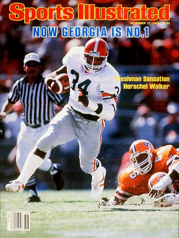 Herschel Walker, the nation's No. 1 recruit in 1980, didn't sign with Georgia until Easter Sunday that year.