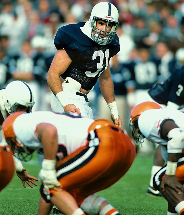 Linebacker Shane Conlan redshirted on Penn State's 1982 national title team. By 1986, Conlan was all grown up, and he led the Nittany Lions to a national title.