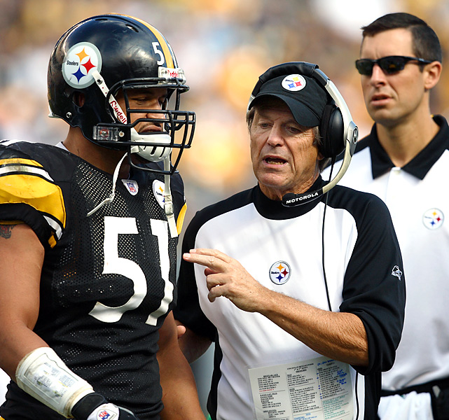 """LeBeau has had an uninterrupted association with the NFL since 1959 -- first as a top-flight cornerback for 14 seasons (at one time, forming the best cornerback duo, along with Dick """"Night Train"""" Lane) -- and then as a peerless coach with the Eagles, Packers, Bengals, Bills and Steelers. LeBeau is also credited with inventing the """"zone blitz,"""" perhaps the most significant defensive innovation of the last 30 years."""
