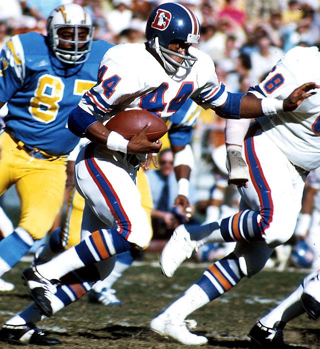 Little only posted one 1,000-yard season in his nine-year career (1971), but he amassed more than 12,000 all-purpose yards and 54 touchdowns before the NFL became a league of specialization. Little was elected into the Hall as a senior candidate.