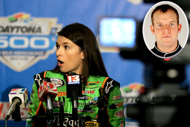 """""""Maybe ESPN could cover Danica on ESPN2 and the other 50 plus cars on ESPN Classic or something."""""""