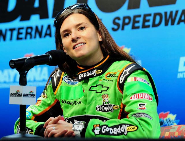 """""""You win at Daytona and things change for you. And that's going to be our primary thing. After that, the next biggest story, and quite frankly opportunity for all of us, is Danica. It's our strong belief that there will be people that turn on Saturday's Nationwide telecast that perhaps don't watch a lot of Nationwide races or NASCAR at all, because of the interest in her. We want to serve that curiosity."""""""