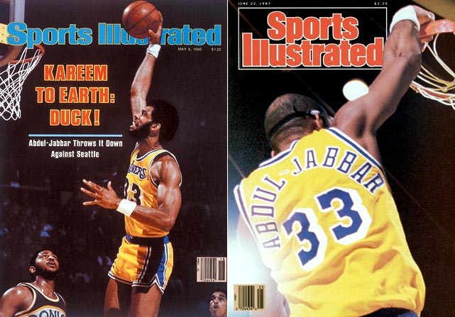 Only four NBA players have topped the 30K mark: Wilt Chamberlain, Michael Jordan, Karl Malone and Kareem Abdul-Jabaar. Abdul-Jabbar's ead is 1,459 points.Send comments to siwriters@simail.com