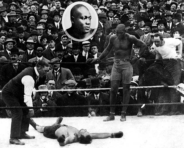 The first black heavyweight champion and the first truly modern champion, Johnson had great speed, power in both hands and was a defensive wizard.