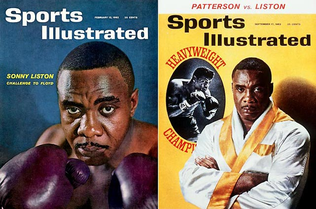 At his peak, Liston was an absolute destroyer (ask Floyd Patterson) and a far more complete fighter than he is given credit for.