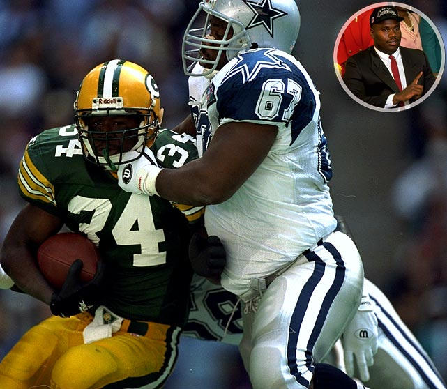 Dallas coach Jimmy Johnson used draft picks acquired in the legendary Herschel Walker trade to deal with New England for the No. 1 overall selection in the '91 draft. With the choice, the Cowboys took Maryland -- and the University of Miami product started on the defensive line for three Super Bowl champions during the early 1990s.