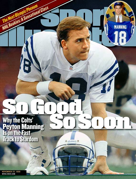 Few first overall picks have realized the hype more impressively than Manning, the only four-time MVP in league history. Manning led Indianapolis to two Super Bowl appearances, including a victory in Super Bowl XLI, but the team released him in 2012 after he missed all of 2011 with a neck injury. The Denver Broncos beat out several other teams for his services.